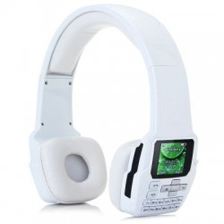 Tecmor, E One Headset Phone, Single SIM Card, Luxury Phone, , MP3, Bluetooth Functions