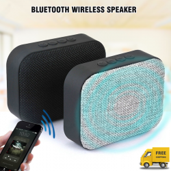Bluetooth Wireless Speaker, T3-2017