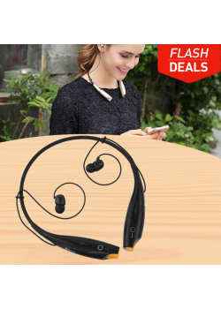 Bluetooth Stereo Headset with Micro SD Support & FM Radio, HBS-TF730, MP3-730