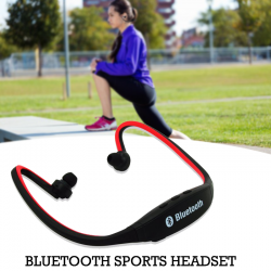 Wireless Bluetooth Sports Headset, BS19C