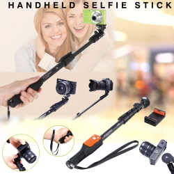 Yunteng Extendable Bluetooth Camera Shooting Handheld Selfie Stick, YT-1288