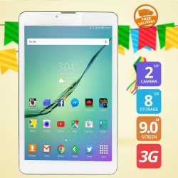 LENOSED A900, Tablet 9 Inch, Android 4.4, 8GB, 512MB DDR3, Dual Core, 3G, Wifi, Dual Camera