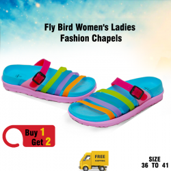 Buy 1 Get 2 Fly Bird Ladies Fashion Chapels Summer Beach Special Offer, BA08