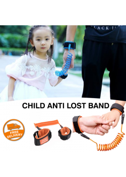 Child Anti Lost Band Baby Safety Harness Anti Lost Strap Wrist Leash Walking, CAL554
