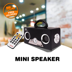 Cyber 2.1 Channel Multimedia Speaker With USB/SD/FM 3800 Watts, 221