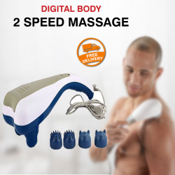 KS Healthcare Digital Body 2 Speed Massage, SL222