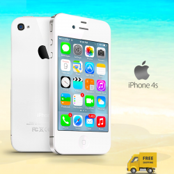 Apple iPhone 4s 32GB, White