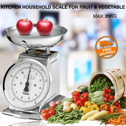 High Quality Mechanical Kitchen Household Scale For Fruit & Vegetable, G043