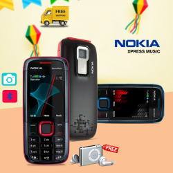 Nokia 5130 XpressMusic Free Mp3 Player