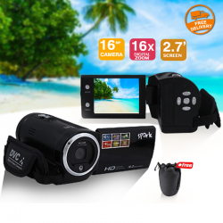 Spark Handy Cam Full HD Camera HD-70