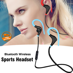 Bluetooth Freestyle Mini Wireless Sports Headset, -SPT-001