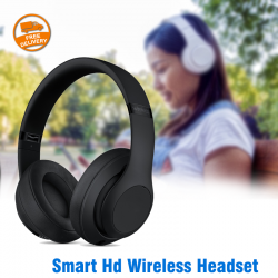 Logon Smart Hd Wireless Headset, Power With Microphone, L-520