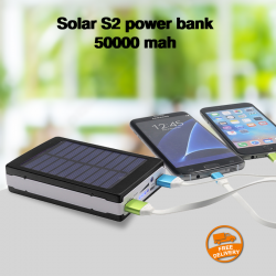 Solar S2 power bank 50000 mah